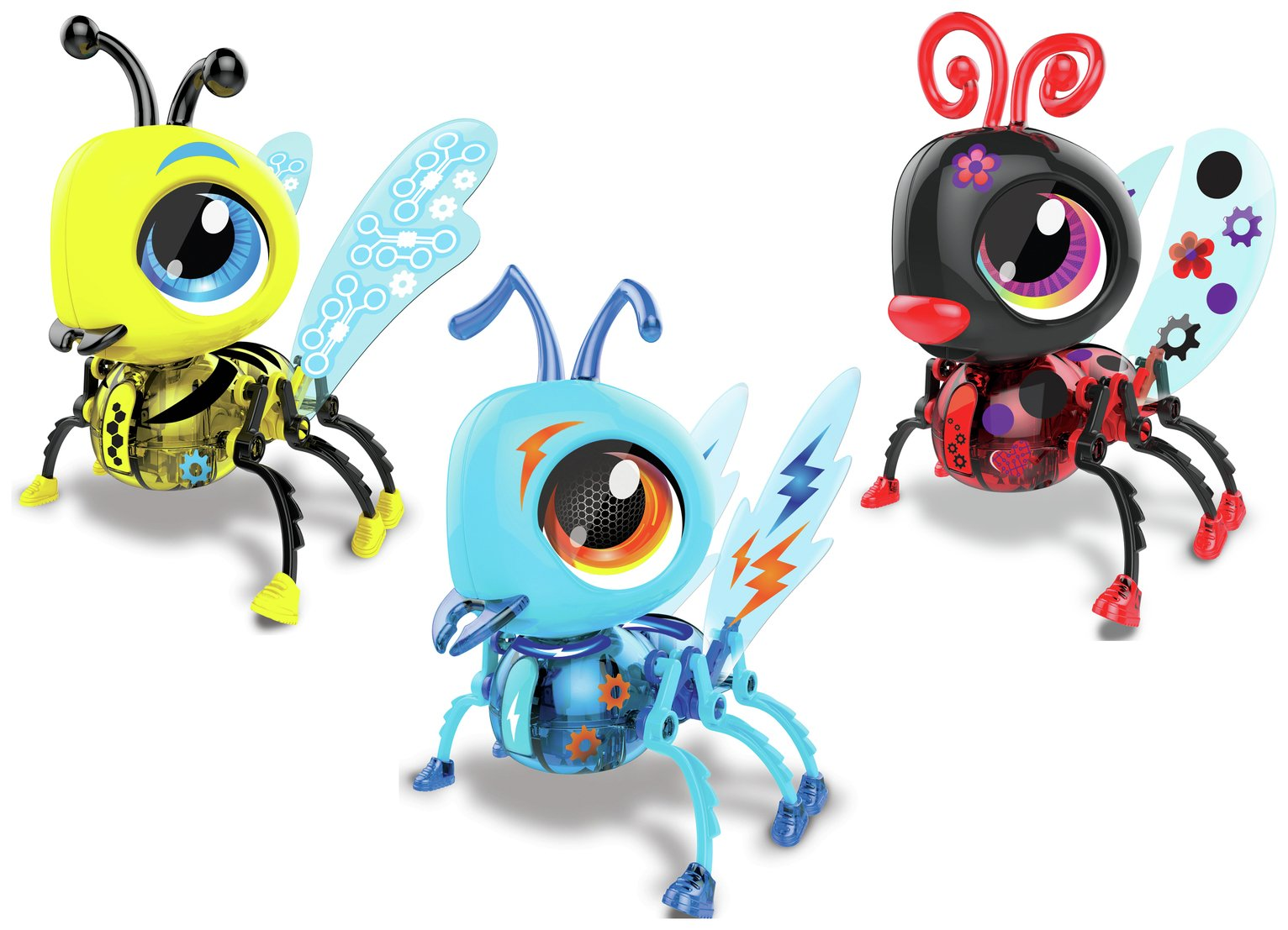 Image of Build-a-Bot Robot Bugs Assortment