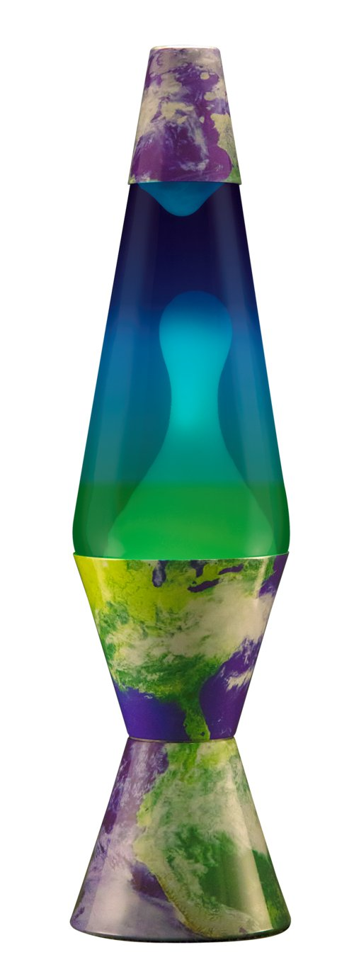 Lava Lite Colormax Earth Lava Lamp