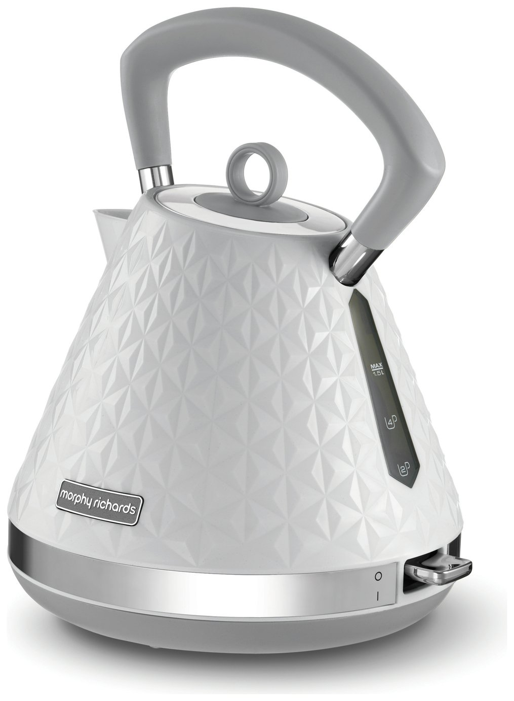 Morphy Richards 108134 Vector Kettle - White