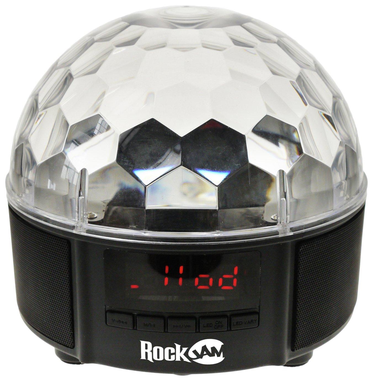 RockJam LS90 Wireless Speaker and Disco Light