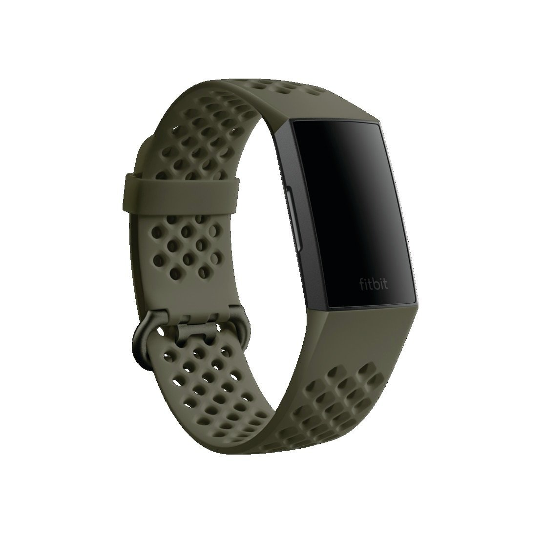Fitbit Charge 4 Large Sport Band - Evergreen