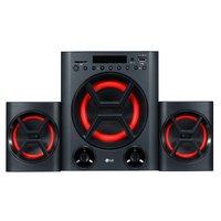 LG LK72B Bluetooth Hi-Fi System
