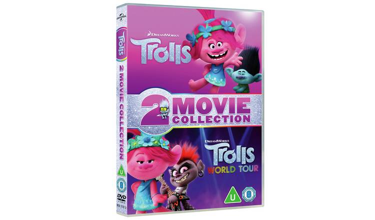 Buy Dreamworks Trolls Trolls World Tour Dvd Box Set Dvds And Blu Ray Argos Great savings & free delivery / collection on many items. buy dreamworks trolls trolls world tour dvd box set dvds and blu ray argos