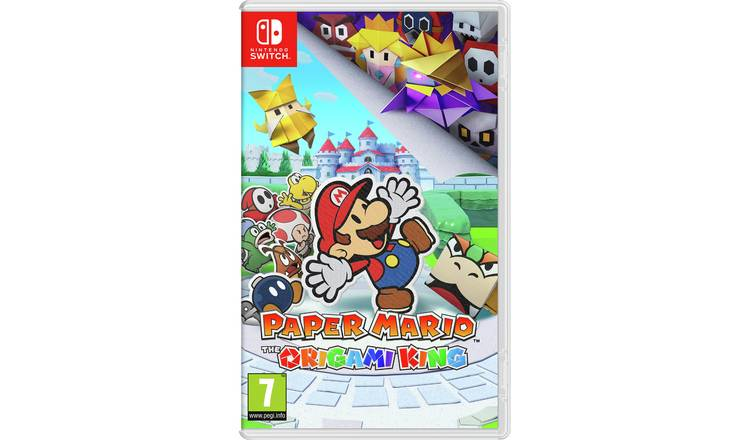 Paper Mario: Origami King Nintendo Switch Game Pre-Order