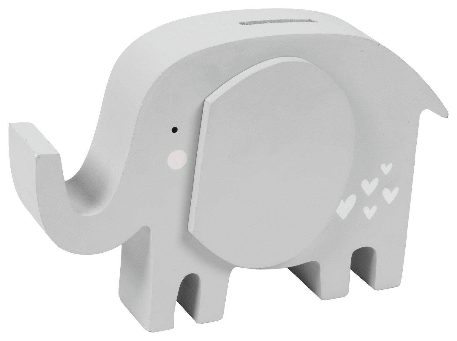Petit Cheri Baby Elephant Moneybox