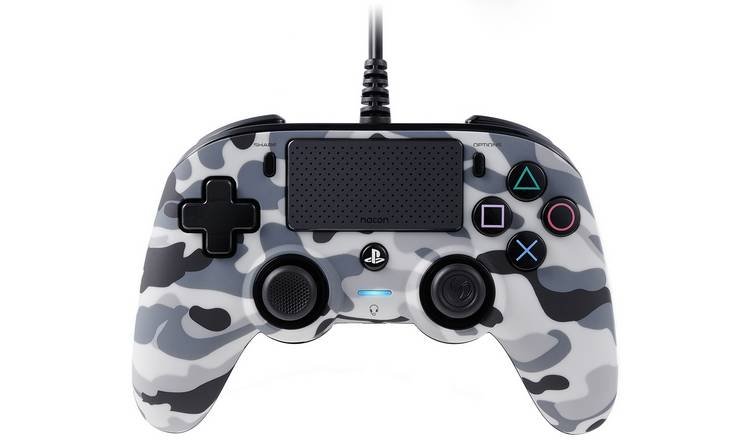 Nacon Compact PS4 Controller - Grey