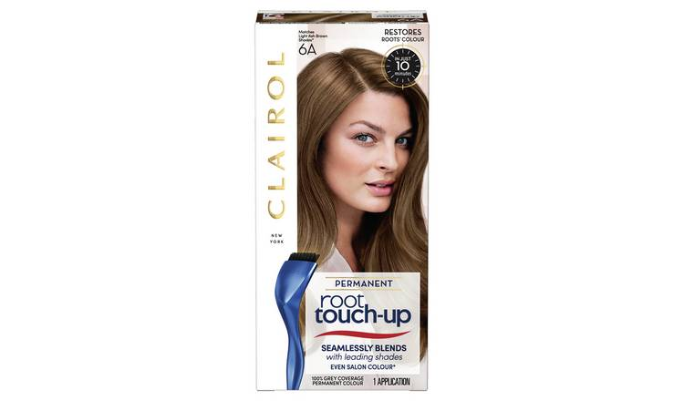 Clairol Root Touch-Up Hair Dye Light Ash Brown 6A