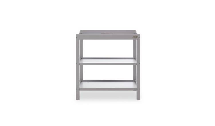 Obaby Open Changing Unit - Warm Grey