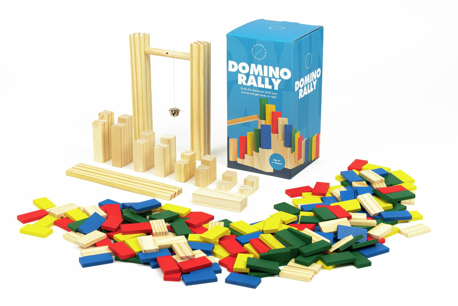 Professor Puzzle Domino Rally