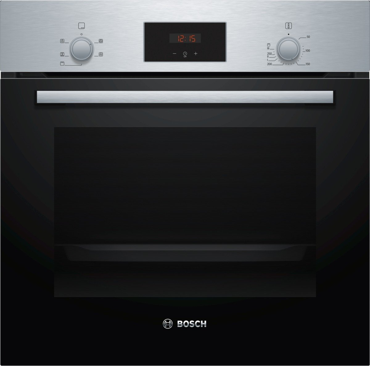 Bosch HHF113BR0B Built In Single Electric Oven - S/Steel