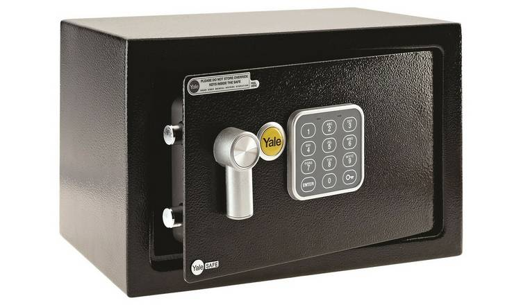 Yale 31cm Small Digital Safe