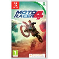 Moto Racer 4 Nintendo Switch Game Pre-Order