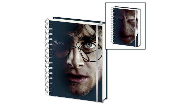 Harry Potter Lenticular Notebook