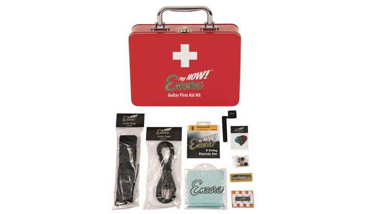 Electric Guitar First Aid Kit