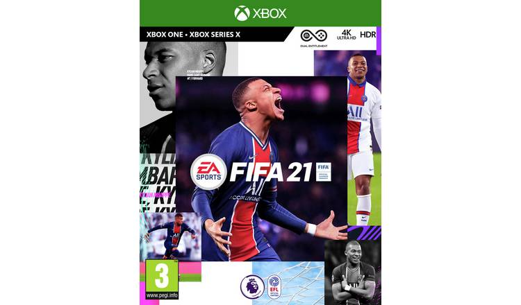 FIFA 21 Xbox One Game Pre-Order