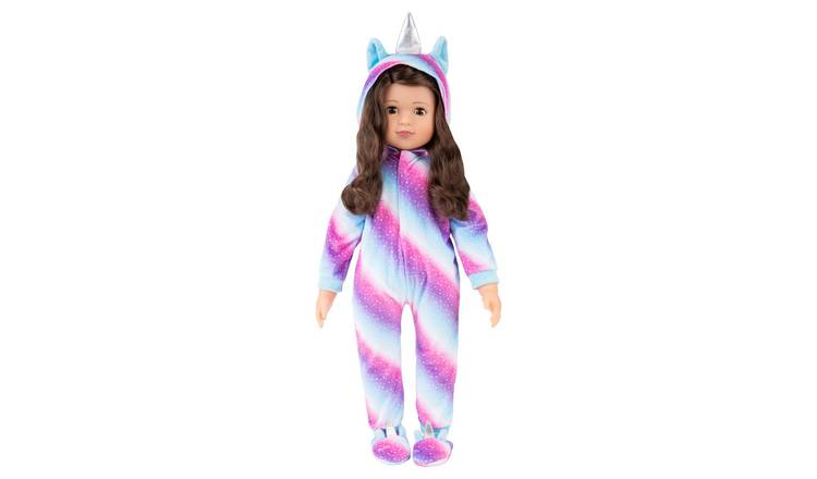 Designafriend Best Friend Unicorn All-in-One Outfit