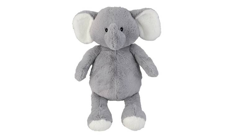 14inch Safari Elephant Soft Toy