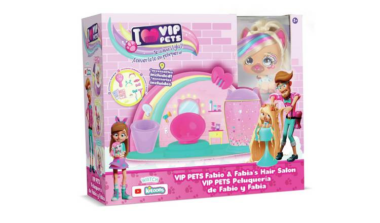 Buy Vip Pets Flavio And Flavia Playset Playsets And Figures Argos