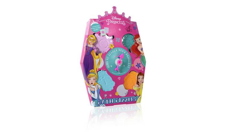 Disney Princess Bath Fizzers