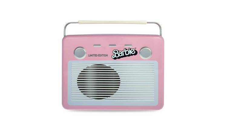 Limited Edition Barbie Radio Gift Set
