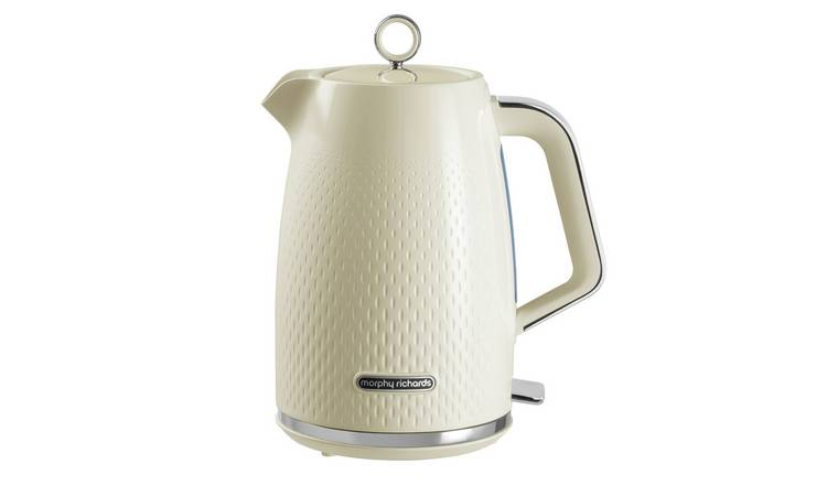 Morphy Richards 103011 Verve Jug Kettle - Cream