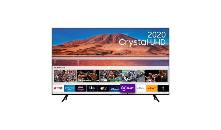 Samsung 43In UE43TU7000KXXU Smart 4K UHD HDR LED TV