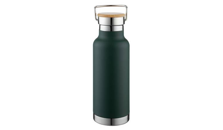 Green Stainless Steel Water Bottle - 480ml