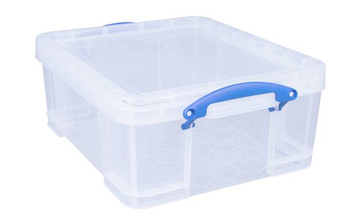 Really Useful 18 Litre Plastic Storage Box