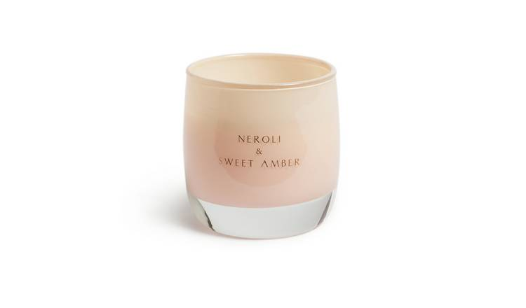 Argos Home Neroli and Sweet Amber Boudoir Candle