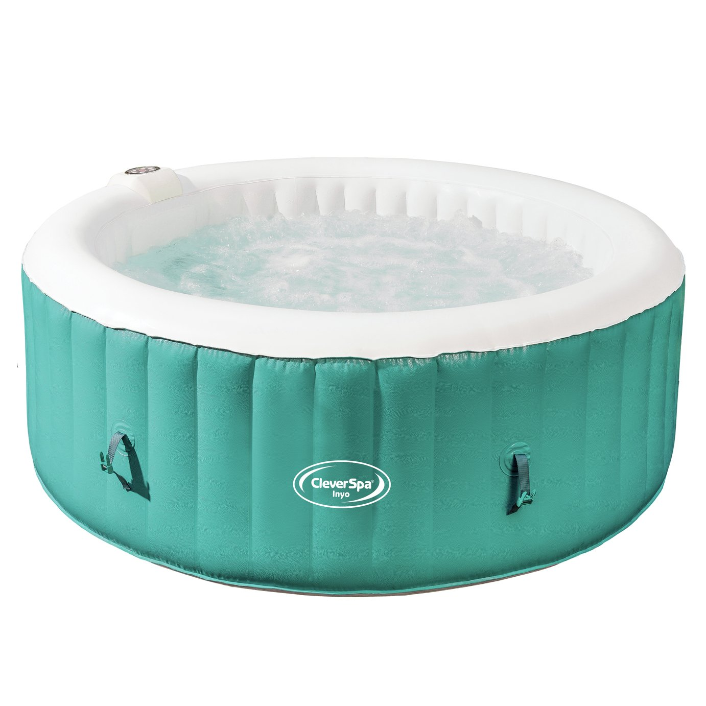 CleverSpa Inyo 4 Person Hot Tub - Home Delivery Only