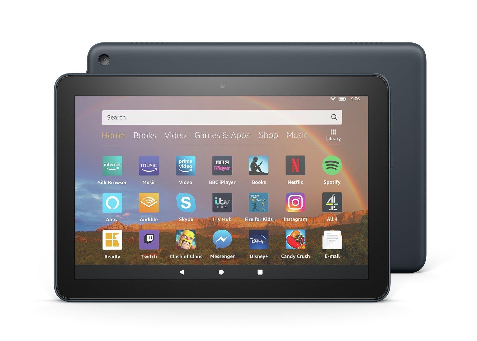 Amazon Fire HD 8 Plus Slate 8 Inch 32GB Tablet