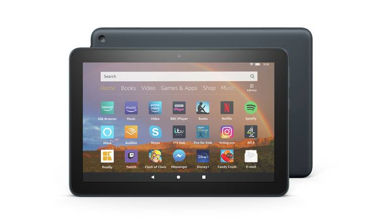 Amazon Fire HD 8 Plus Slate 8 Inch 32GB Tablet