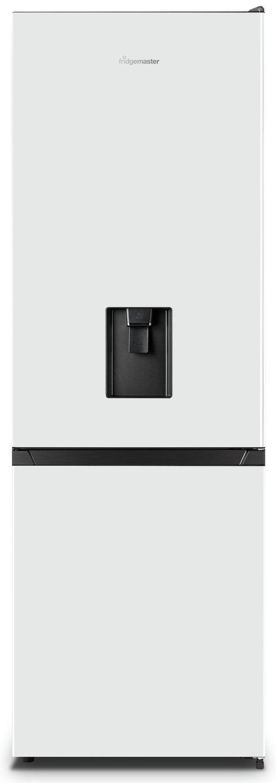 Fridgemaster MC60287D Fridge Freezer - White