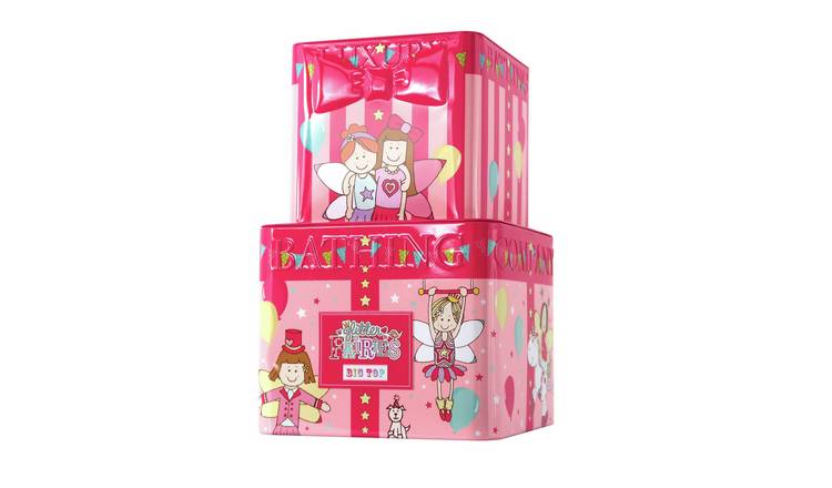 The Luxury Bathing Company Glitter Fairies Big Top Gift Set