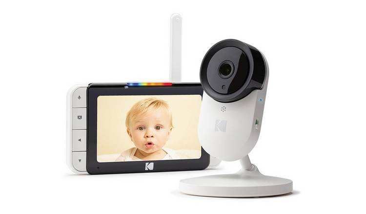 Kodak Cherish C520 5 Inch Smart Video Baby Monitor