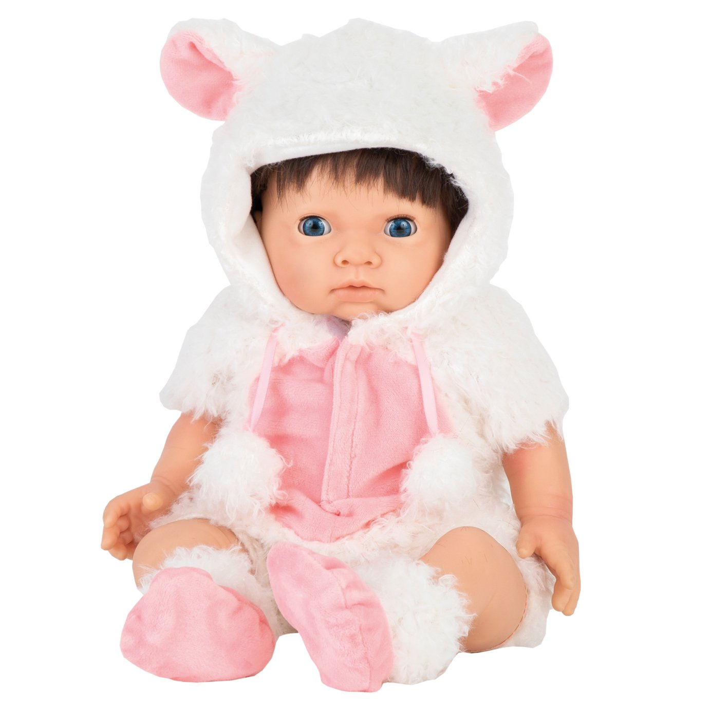 Tiny Treasures Little Lamb Outfit