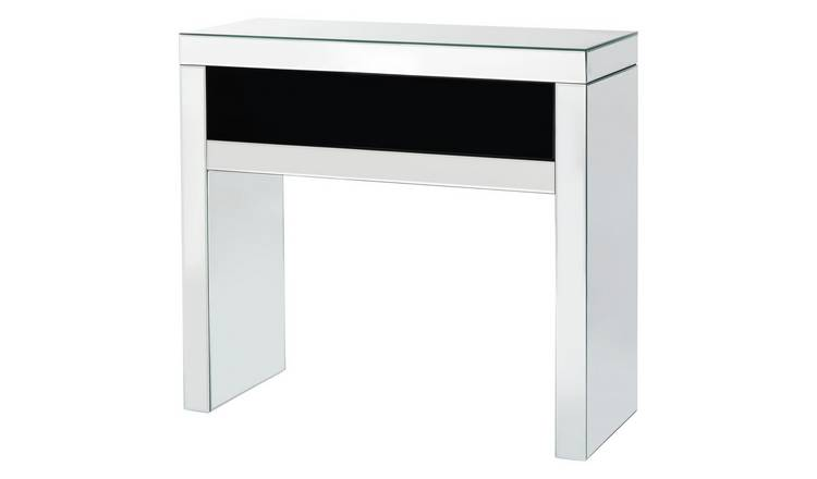 Capri Console Table - Mirrored