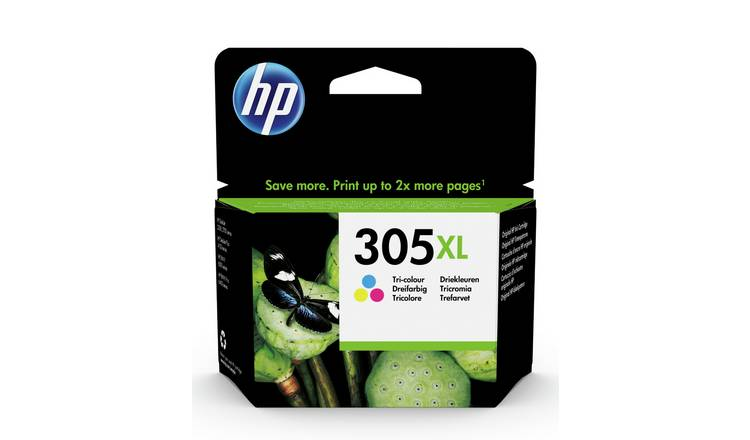 HP 305 XL High Yield Original Ink Cartridge - Colour