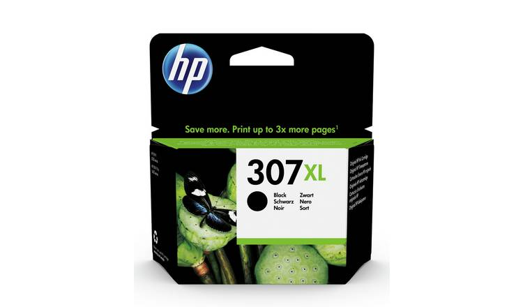 HP 307XL High Yield Original Ink Cartridge - Black