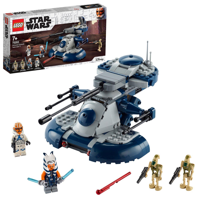 LEGO Star Wars Armored Assault Tank (AAT) Set 75283