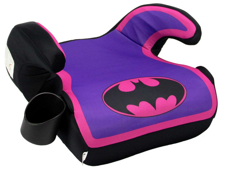 Kids Embrace Group 2/3 Car Booster Seat - Batgirl