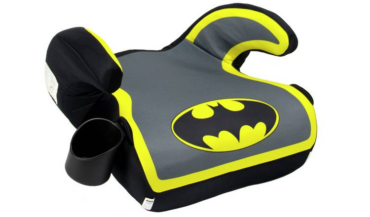 Kids Embrace Group 2/3 Car Booster Seat - Batman