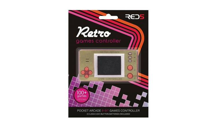 RED5 Retro Games Controller