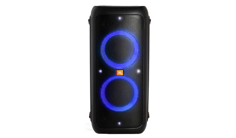JBL PartyBox 300 240W Portable Speaker with Lights - Black