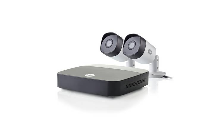 Yale 2 Camera CCTV Security System