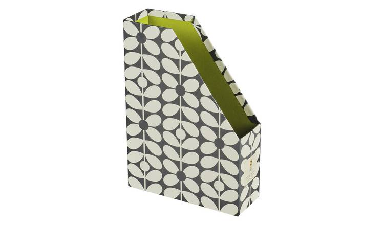 Orla Kiely Magazine Box File