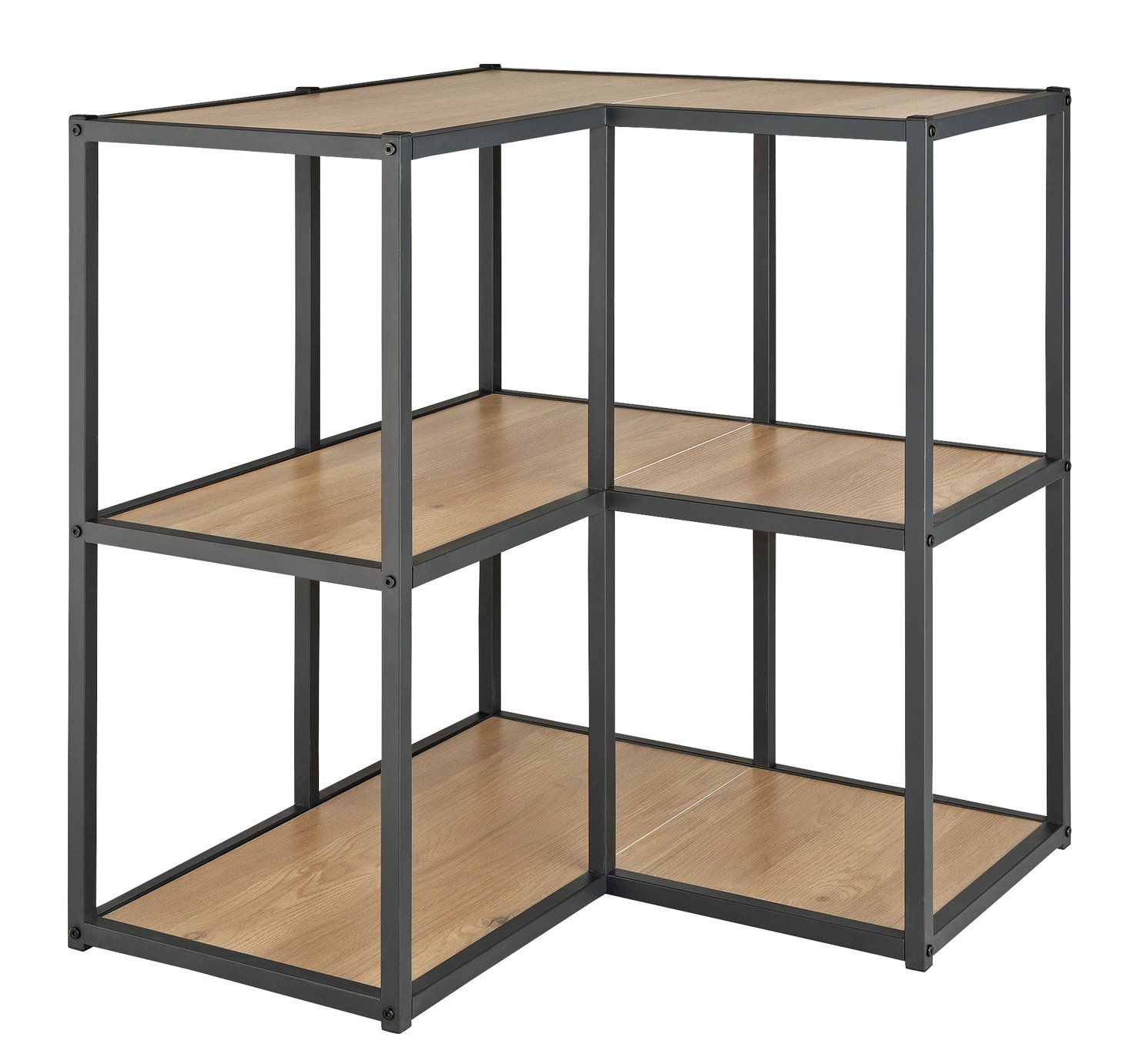Habitat Loft Living 3 x 2 Corner Storage Unit