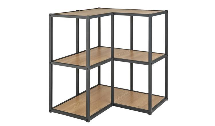 Habitat Loft Living 3 x 2 Corner Storage Unit
