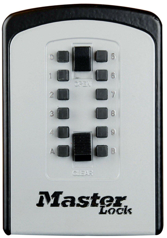 Master Lock Push Button Key Lock Box.