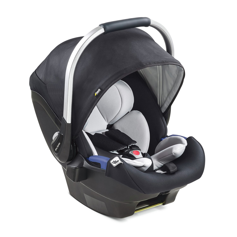 Hauck IPro Baby i-Size Car Seat - Caviar